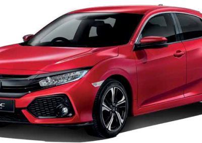 All New Honda Civic Hathback
