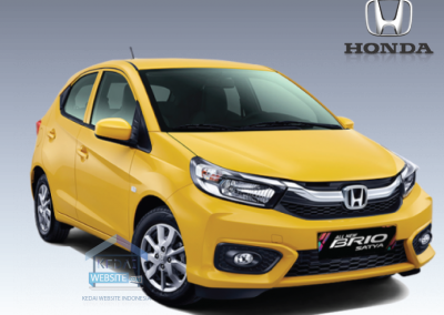 All New Honda Brio