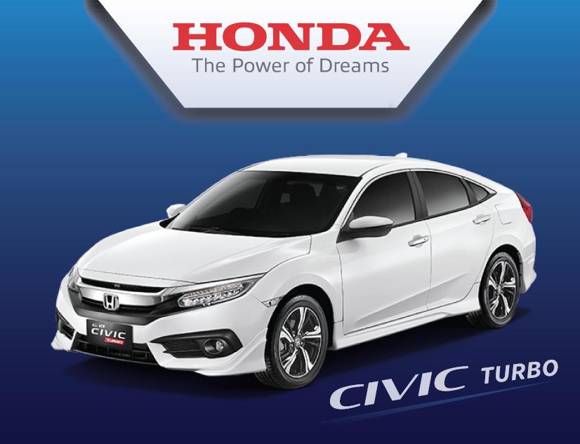 All New Honda Civic Turbo
