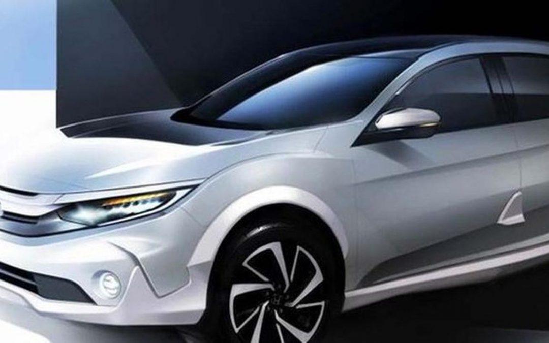 Mobil Konsep Terbaru Honda Siap Unjuk Gigi
